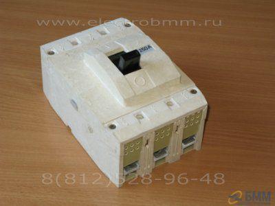 Выключатель автоматический ВА 0436 80А
