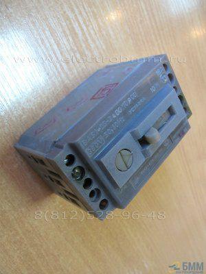 Выключатель автоматический ВА 5125 6,3А