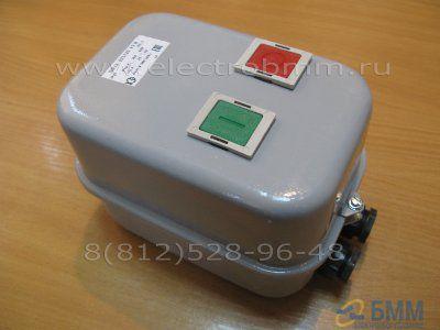 Пускатель магнитный ПМ-12 025120