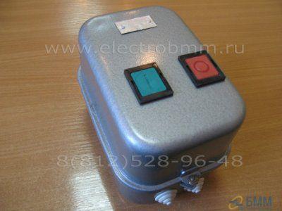 Пускатель магнитный ПМ-12 025160