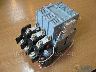 Электромагнитный пускатель ПМА 5202