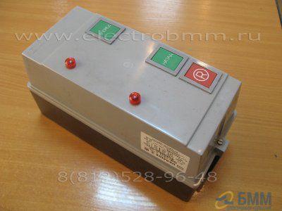 Пускатель магнитный ПМЛ 2631