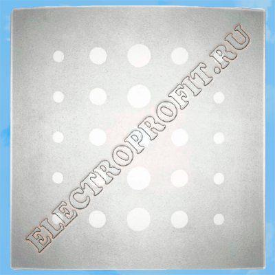 Вентилятор 100 Витро 2 ВЕНТС осевой вытяжной стандарт панель из стекла D100