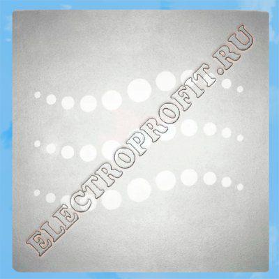 Вентилятор 100 Витро 5 ВЕНТС осевой вытяжной стандарт панель из стекла D100