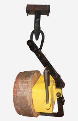 Грузозахват магнитный с манипулятором (до 320 кг) МПГВ-320М