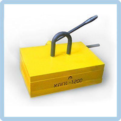 Грузозахват магнитный отключаемый (900 кг) МПГВ-900