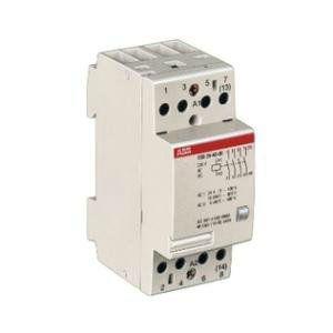 Модульный контактор ABB ESB-24-22 (24А АС1) 220В АС/DC SSTGHE3291302R0006