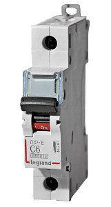 Автоматический выключатель DX3-E C40 1П 6000/6kA Legrand