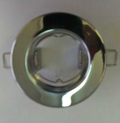 Светильник встраиваемый СВ 01-01 MR16 50Вт G5.3 хром TDM SQ0359-0020