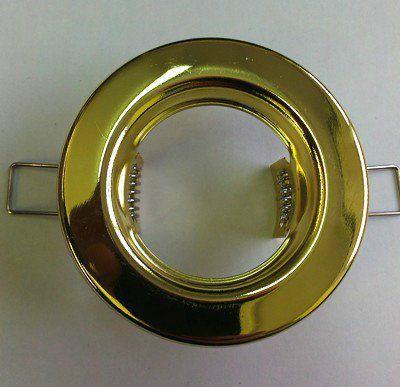 Светильник встраиваемый СВ 01-01 MR16 50Вт G5.3 золото TDM SQ0359-0021