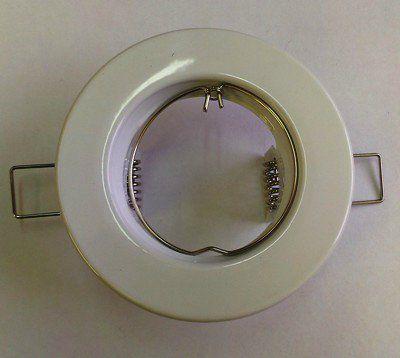 Светильник встраиваемый СВ 01-01 MR16 50Вт G5.3 белый TDM SQ0359-0022