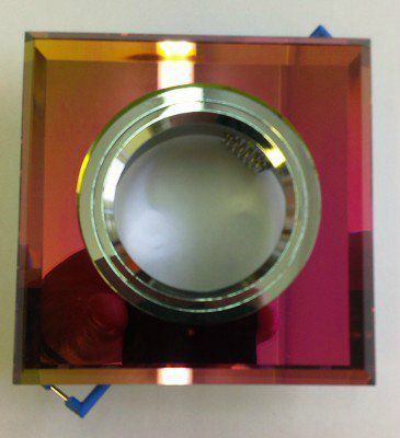 Светильник встраиваемый СВ 03-01 MR16 50Вт G5.3 мульти/хром TDM SQ0359-0042