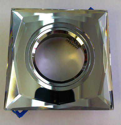 Светильник встраиваемый СВ 03-02 MR16 50Вт G5.3 зеркальный/хром TDM SQ0359-0046