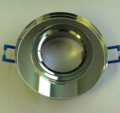 Светильник встраиваемый СВ 03-05 MR16 50Вт G5.3 зеркальный/хром TDM SQ0359-0055