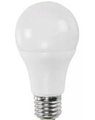 Лампа светодиодная LED A60 standart 11ВТ 3000к.