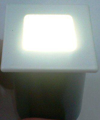 Светильник LED подсветка цвет белый ST-8072 SQ WH 4100К.