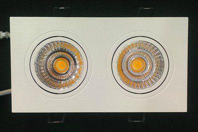 Светильник LED PT-2 MWH 3000K белый.
