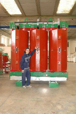 Трансформаторы сухие силовые трёхфазные с литой изоляцией 250 кВА CTR (IMEFY S.p.A. Италия)