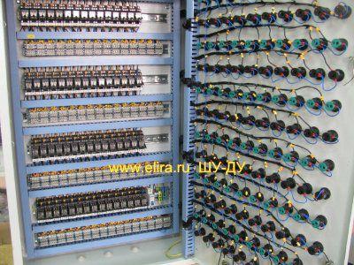 Шкаф управления вентилятором дымоудаления ШУ-ДУ-80