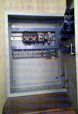 Шкаф управления огнезадерживающими клапанами ШУ-ОЗК-30-220П