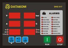 Модуль ручного запуска генератора DKG-517 Manual and Remote Start Unit