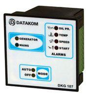 Модули автоматического запуска генератора DKG-107 Automatic Mains Failure Unit