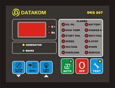 Модули автоматического запуска генератора DKG-207 Automatic Mains Failure Unit