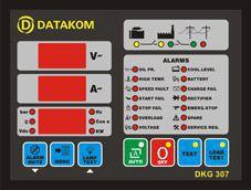 Модули автоматического запуска генератора DKG-307 Automatic Mains Failure Unit