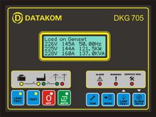 Модули автоматического запуска генератораDKG-705-BASIC AMF Unit