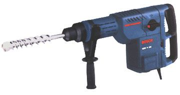 11-ти килограммовый SDS-max перфоратор BOSCH GBH 11 DE