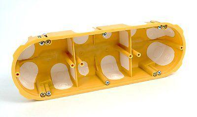 Коробка приборная тройная KPL 64-50/3LD (NA)
