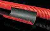Жесткая двустенная гофрированная труба KD 09063
