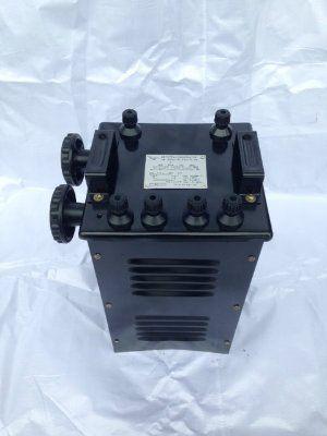 Автотрансформатор (латр) РНО-250-5