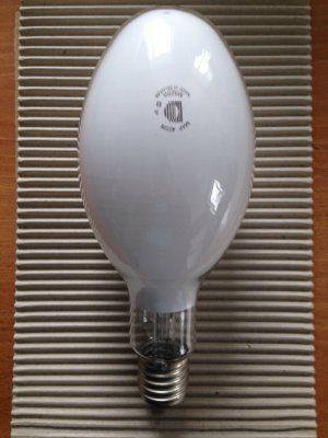 Лампа ртутная высокого давления LRF 400W (ДРЛ-400) POLAMP.
