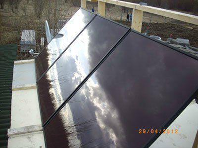 Аморфный тонкопленочный солнечный модуль - 150Вт