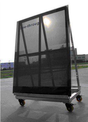 Аморфная полупрозрачная солнечная панель- 122Вт