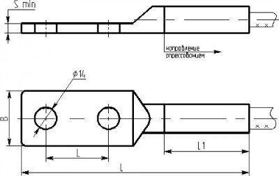 Зажим аппаратный А2А-50