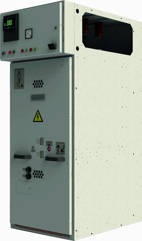 Камеры сборные одностороннего обслуживания напряжением 6/10 кВ КСО - 190 «Ива»