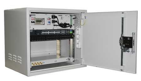 Комплект «Штиль-Портал» для построения сетей широкополосного доступа в Internet по технологии FTTB