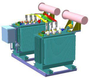 Трансформаторно - преобразовательные блоки ТМП