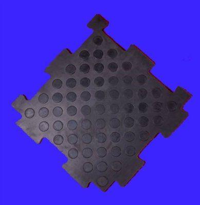 Техническая резиновая плитка Резиплит-20