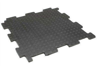 Резиновое сборное покрытие для пола из плит РЕЗИПЛИТ-10
