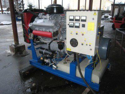 Дизельная электростанция 75 кВт (АД-75, ДЭС-75, ДГУ-75)