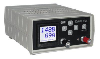Зарядное устройство для автомобиля Кулон 912