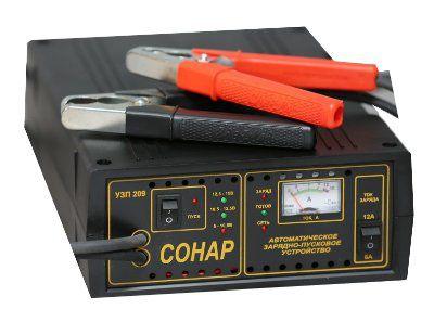 Пуско-зарядное устройство СОНАР УЗП 209