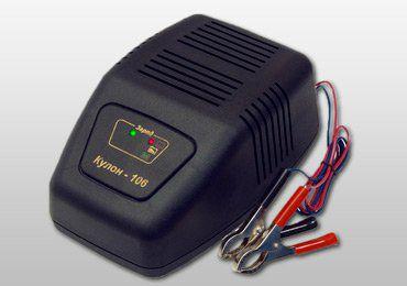 Зарядное устройство для автомобиля Кулон 106