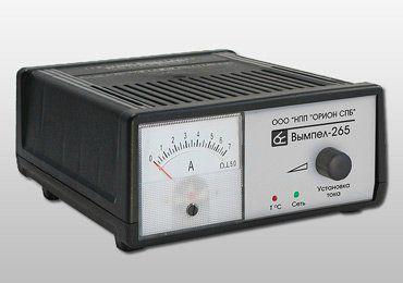 Зарядное устройство для автомобиля Орион 260