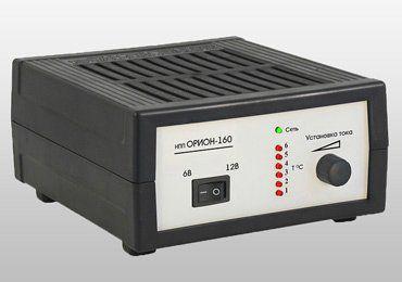 Зарядное устройство для автомобиля Орион 160