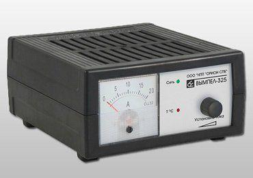 Зарядное устройство для автомобиля Орион 325