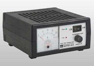 Зарядное устройство для автомобиля Орион 415